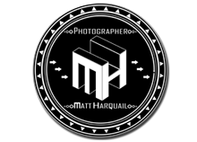 Photographer Matt Harquail logo